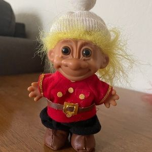 Russ Troll doll, Christmas Edition